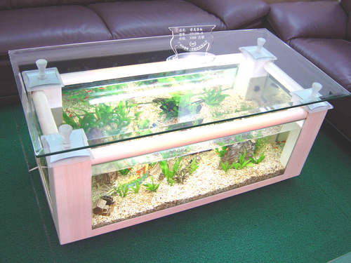 Pdf diy table aquarium fish tank download table plan for Coffee table fish tank for sale